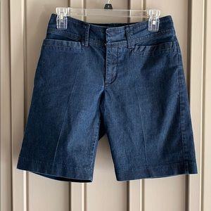 Lee Natural Fit Blue Jean Shorts
